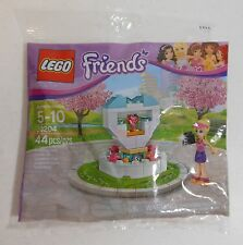 LEGO 30204 Friends WISH FOUNTAIN COINS STEPHANIE DOLL MINIFIG Minifigure Polybag