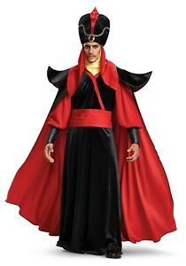 Men's Disney Aladdin Jafar Costume Size M XL (Used)
