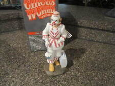 Circus World Famous American Clown Series Felix Adler Limited Edition Vintage
