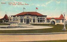 Postcard The Casino at Mariamao Beach, Havana, Cuba~114495