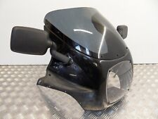 Classic Front Headlight Motorcycle Sports Fairing (Cafe Racer) with BUMM Mirrors