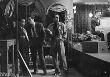 C083 Photo vintage originale Tournage film Les Nuits de Pigalle Joffré cinéma