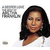 Aretha Franklin-más profundo amor (lo Mejor De, 2009) Doble CD