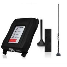 """weBoost 470510 Drive 4G-X Vehicle Cellular Signal Booster Kit with 12"""" Antenna"""