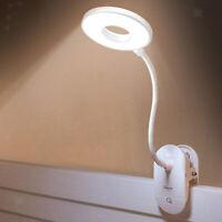 Lampada da lettura da tavolo Lampade da comodino illuminate a LED 4000K Trucco