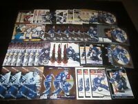 Huge Lot of (48) Felix Potvin Hockey Cards Maple Leafs with Rookies