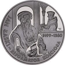 Poland / Polen - 10zl 500th anniversary of birth of Jan Laski