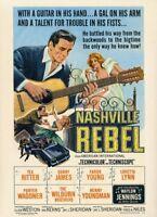 Waylon Jennings - Nashville Rebel [New DVD]