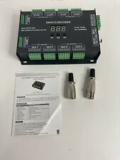 Colorful-USA 32 Channel 96A RGBW DMX 512 LED Decoder Controller DC5-24V RGBW
