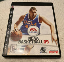 NCAA Basketball 09 (Sony PlayStation 3, 2008) PS3 - Tested Working