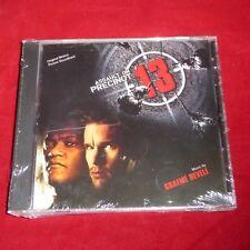 Assault on Precinct 13 [Original Soundtrack] by Graeme Revell (CD, 2005, Varese)