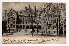 CANADA carte postale ancienne MONTREAL college royal victoria