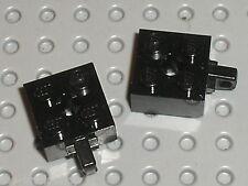 LEGO Star wars Black Hinge bricks 30389b / Set 8107 10195 75042 8097 7692 8679..