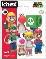 Super Mario K'Nex Series 10 Blind One Bags RANDOM Packs