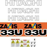 Hyundai 140LC-7 Decals Stickers New Repro Decal Kit