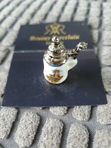 1: 12 Scale Reutter Porcelain Minature German Stein