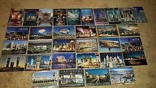 LOT OF 32 DIFF LAS VEGAS POSTCARDS CASINOS AND MORE  ONE LOW PRICE FOR ALL 32