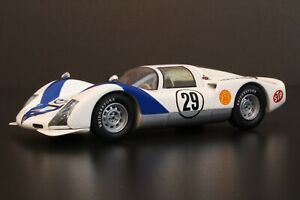 EBBRO 1:43 Porsche 906 Japan GP 1968 #29