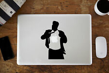"Cool Guy Vinyl Decal Sticker for Apple MacBook Air/Pro Laptop 11"" 12"" 13"" 15"""