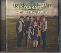 ANGELO KELLY & FAMILY / IRISH HEART * NEW CD 2018 * NEU *