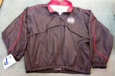 Vintage Super Bowl XXXIV Wind Breaker Jacket Logo Athletic Adult Large Rams vs.