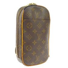 LOUIS VUITTON POCHETTE GANGE CROSS BODY BUM BAG MONOGRAM bq M51870 A51891