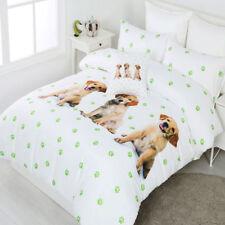 Spot the Dog Duvet   Doona   Quilt Cover Set   Labrador Puppy   Green Paws