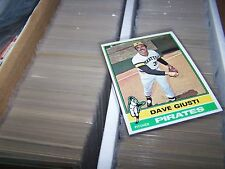 1976 1977 1978 1979 Topps w/ Traded Complete Your Set Pick 10 EX