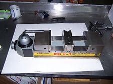 Double Lock Self Centering Cnc Milling Machine Vise 6 New