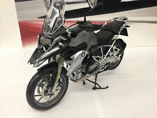 Genuine BMW Diecast 1/10  R 1200 GS (K50) Thunder Gray Motorcycle