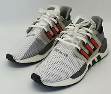 Adidas EQT 91/18 White Red US 12 EU 46 2/3