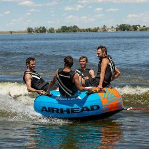 Big Bertha 1-4 Rider Water tube / Tubes Towable 4 person Ahbt-1329
