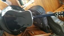 Epiphone Limited Edition Hummingbird Pro Blue Acoustic Electric Guitar
