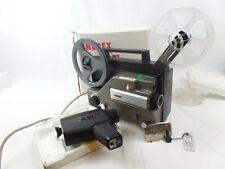 Vintage Cinerex 727 8mm Movie Projector.