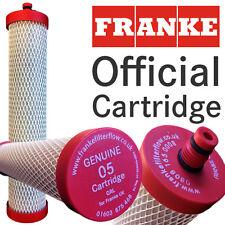Genuine Franke Carbon Dealk (new code Franke 05) Official Franke Filter