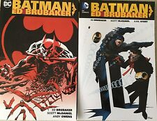 Batman by Ed Brubaker volume 1 and volume 2 Tp