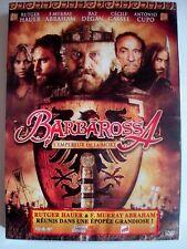 DVD BARBAROSSA l'Empereur de la Mort avec Rutger Hauer - F. Murray Abraham neuf
