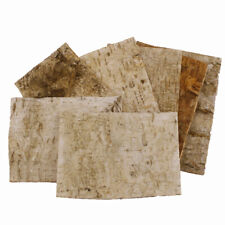 Birch Tree Bark Sheets 42 x 27cm Pack of 7