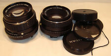 PENTAX Super-Takumar 50mm f/1.4 Lens (1965)