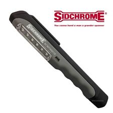 SIDCHROME Rechargeable LED Penlight 3/45 Lumen SCMT65010