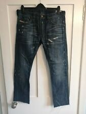 Diesel Thavar Slim Skinny Wash 0885S Jeans W32 L28