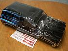 Traxxas TRX-4 1/10 Trail Crawler 1979 K5 Chevy Blazer Black Painted Body CRACK 1