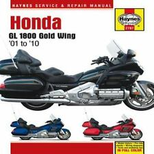 2001 2004 2005 2006 2007 2008 2009 2010 Honda GL1800 Goldwing Repair Manual 1901