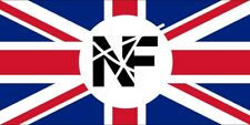 More details for nf flag 5x3 - ulster britain loyalist 28 isd - see description