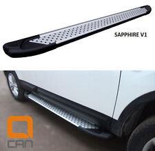 Marche-pieds latéraux Dacia Duster II 2018> ( D+G), Sapphire V1 Silver EN STOCK