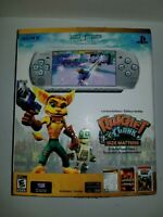 Sony PSP 3000 Ratchet & Clank Limited Edition Handheld Console