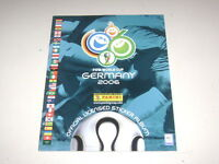 PANINI WORLD CUP GERMANY 2006 - ALBUM OFFICIAL REPRINT - 100% Complete
