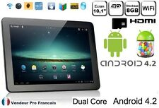 """10.1'' Pouces Tablette Tactile DUAL CORE Full HD WIFI +3G Tablet Android 10.1"""""""