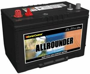 Deep Cycle Battery AllRounder 105ah Supercharge !! ON SALE !!