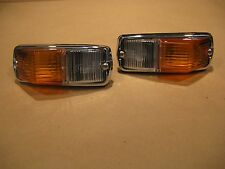"MGB Triumph GT6, Spitfire ""new"" pair #L677  FLASHER / SIDE MARKER LAMP Assy's"